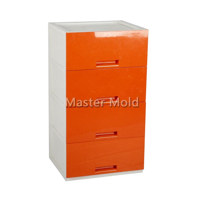 Cabinet and drawer mold 6