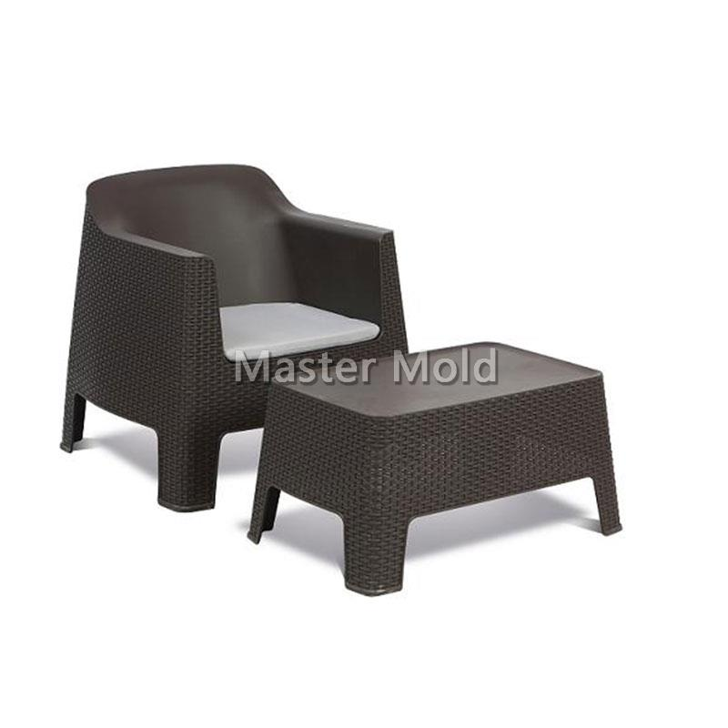 Rattan furniture mold 8
