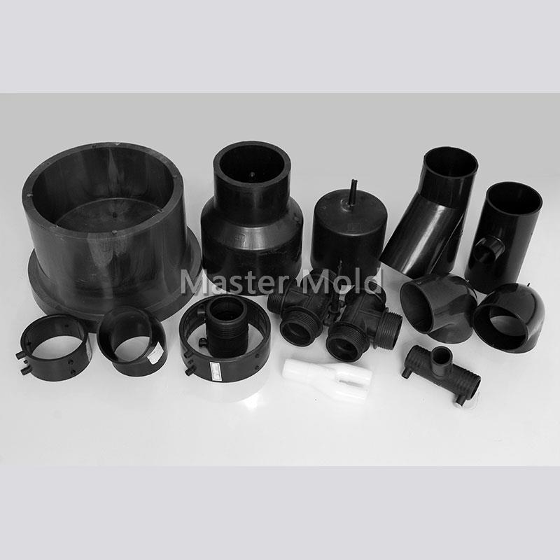 Pipe fitting mold 25