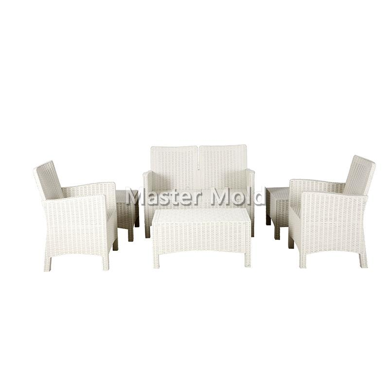 Rattan furniture mold 3