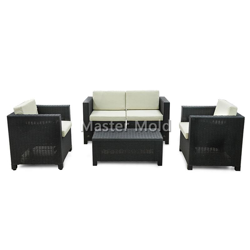 Rattan furniture mold 2
